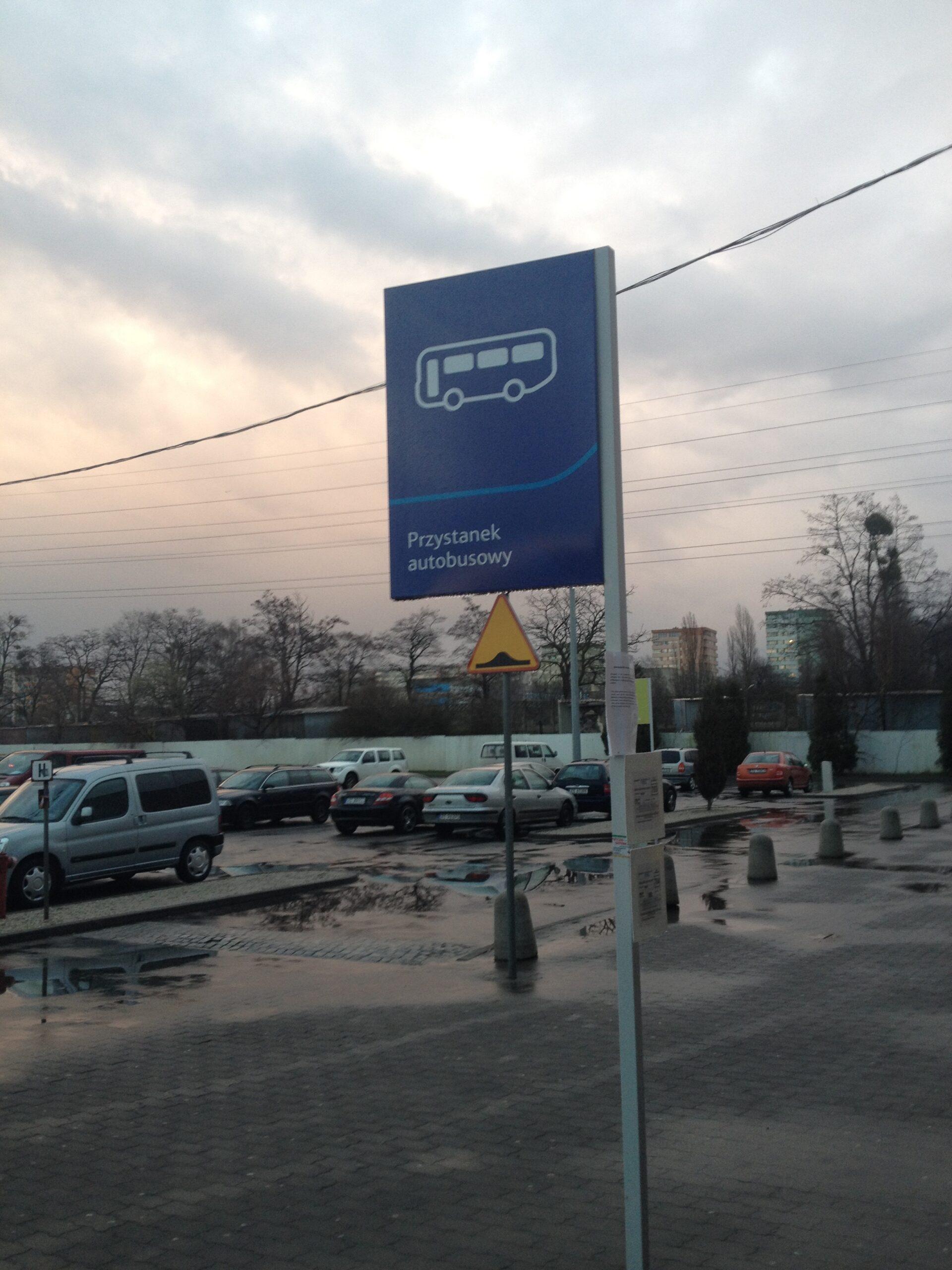 Tesco likwiduje swój autobus