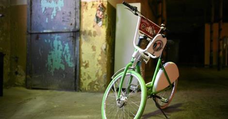 Powrócił rower miejski. Niestety nie na Pomorzanach.