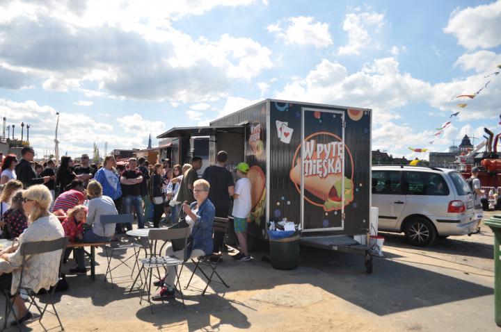 Wspaniały Zlot Food Trucków na Pomorzanach