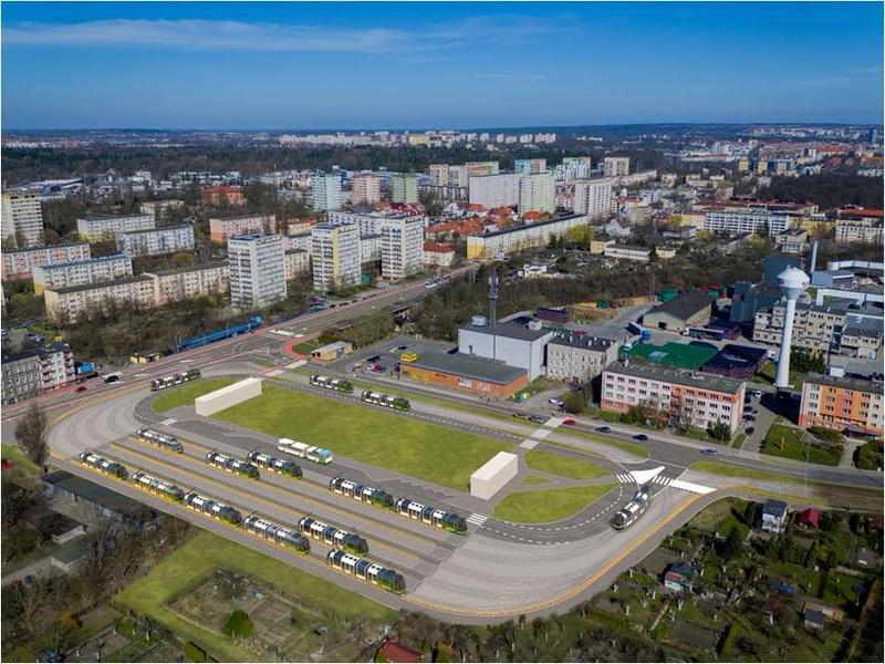 Miasto Szczecin otrzymało dofinansowanie na remont torowisk.