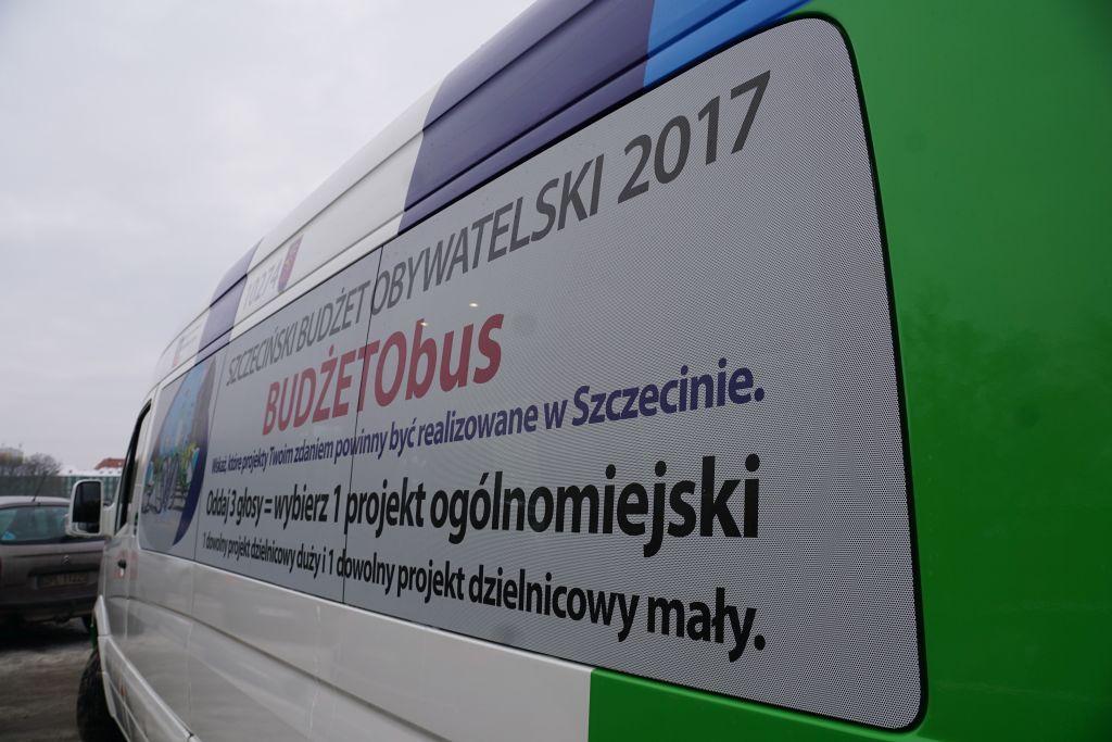 SBO2019: Głosowanie w BudżetoBusie na Pomorzanach.