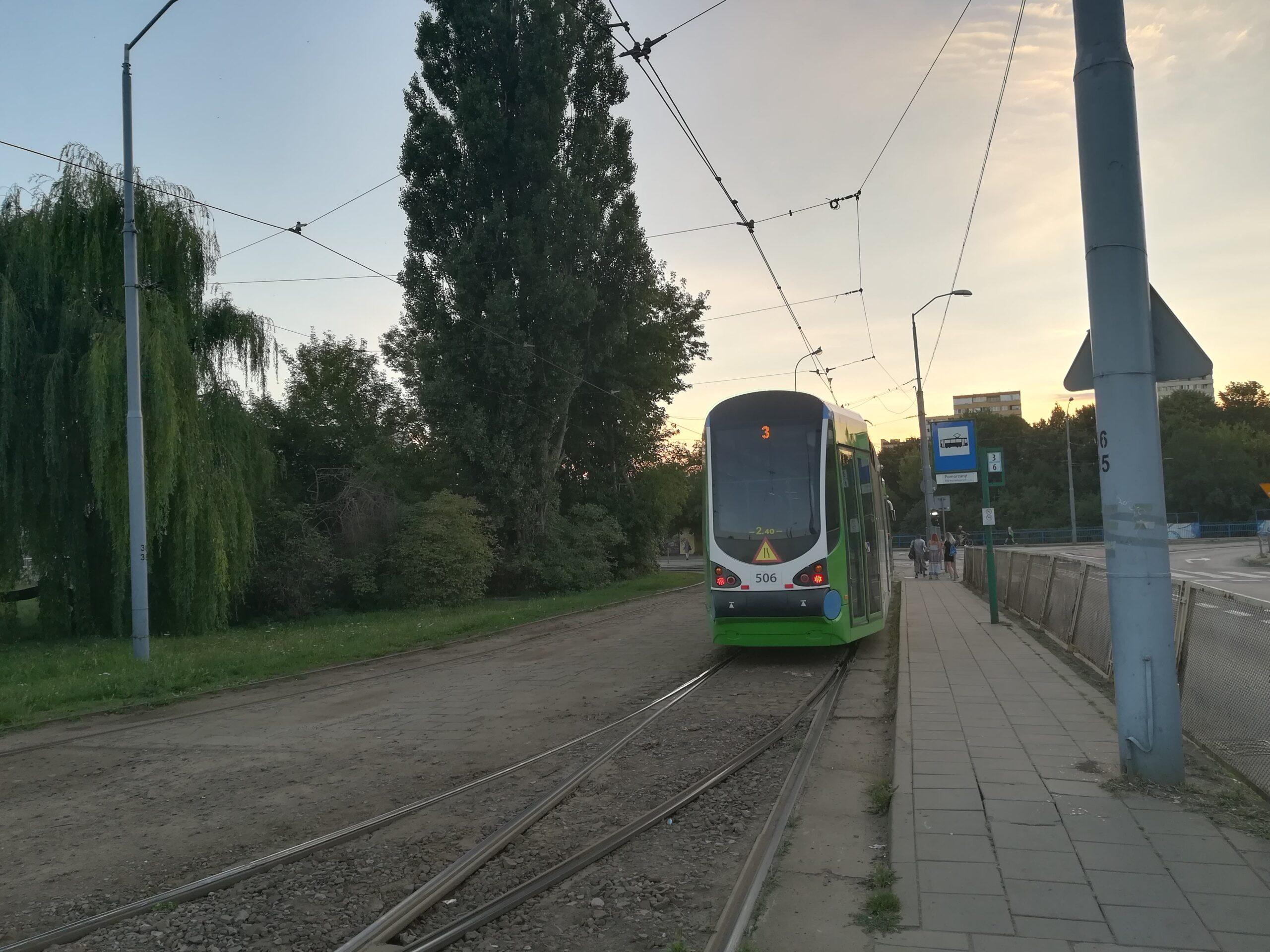 Zmiany w kursowaniu tramwajów. Linia 3 zostanie skrócona.