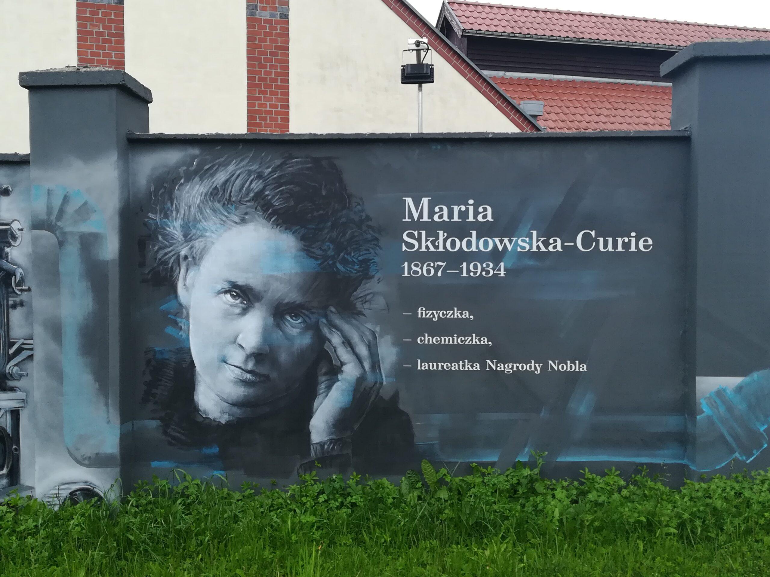 Kim były postacie z muralu przy Chmielewskiego?