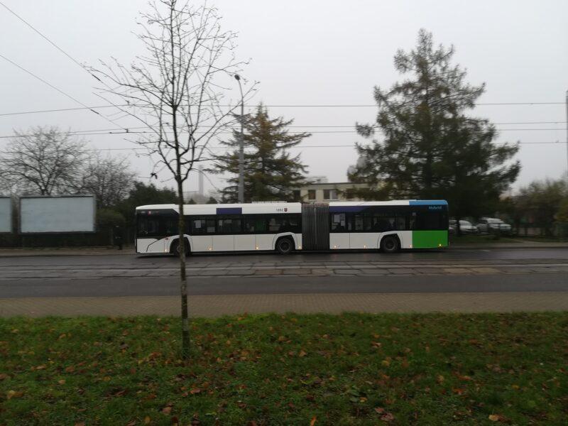 [Aktualizacja] Autobusy linii 53, 524 i 528 na zmienionych trasach